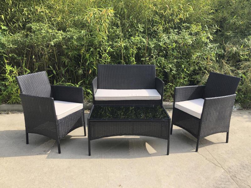 Garden Plus Antibes loungeset bruin/beige