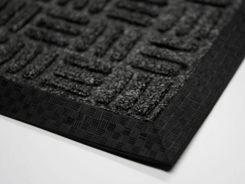 Antivuilmat 40x70 cm grijs