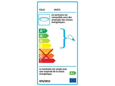 Appl Varallo LED GU10 3X3W chr