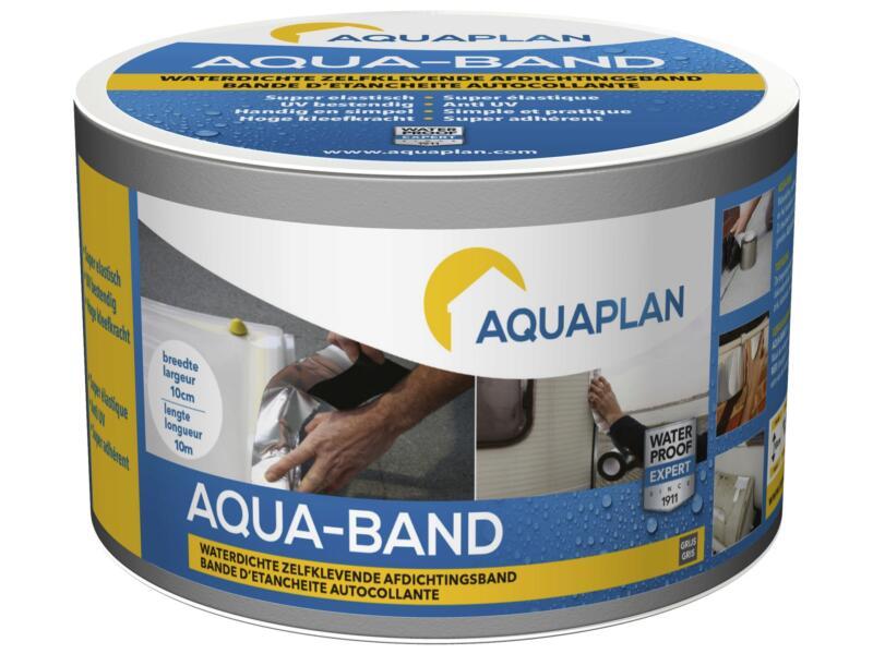 Aquaplan Aqua-Band 10m x 10cm grijs