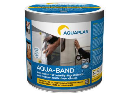 Aquaplan Aqua-Band 15cm x 10m aluminium grijs