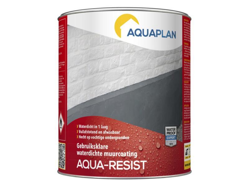 Aquaplan Aqua-Resist revêtement mural étanche 0,75l