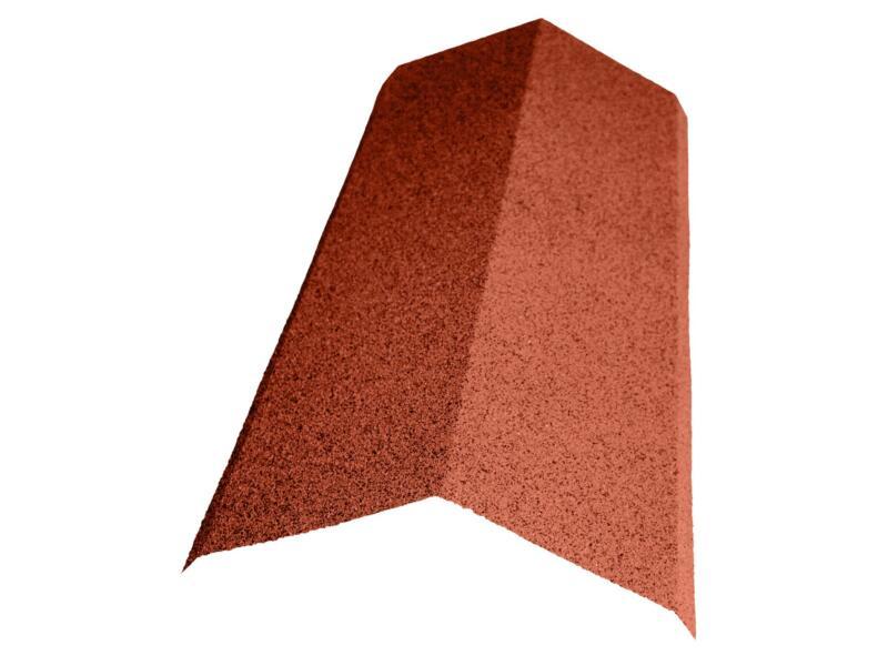 Aquaplan Aqua-Tuile faîtière 91cm rouge