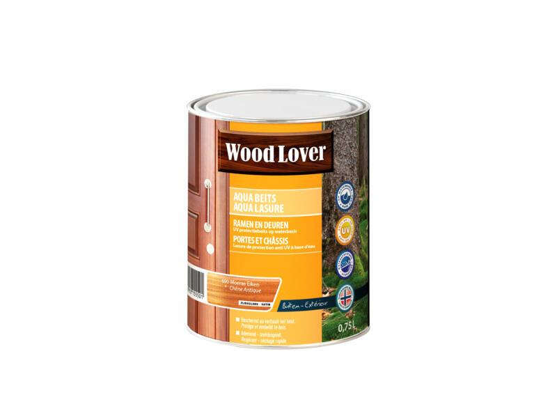 Wood Lover Aqua lasure 0,75l chêne antique #690