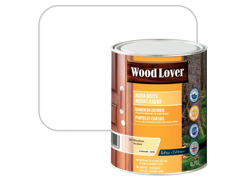 Wood Lover Aqua lasure 0,75l incolore