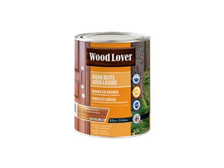 Wood Lover Aqua lasure 2,5l chêne antique #690