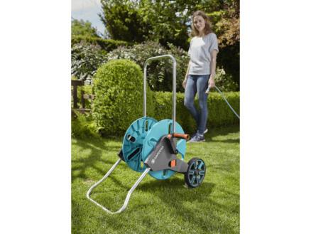 Gardena AquaRoll M slangenwagen voor tuinslang 60m