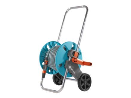 Gardena AquaRoll S dévidoir sur roues avec tuyau d'arrosage 20m
