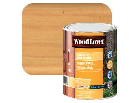 Wood Lover Aquabeits 0,75l eiken #693