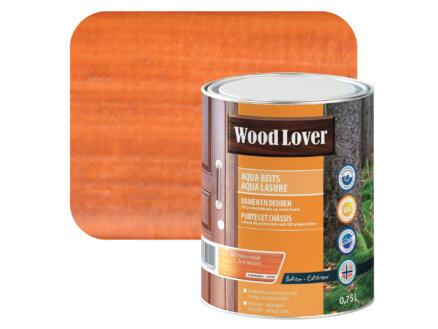 Wood Lover Aquabeits 0,75l natuurteak #603