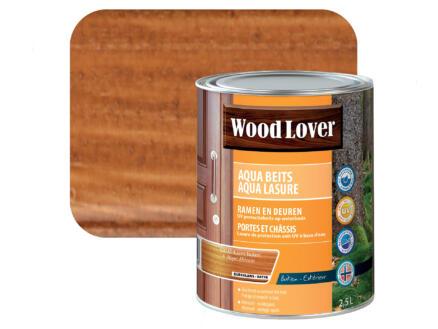 Wood Lover Aquabeits 2,5l Afrikaans noten #630
