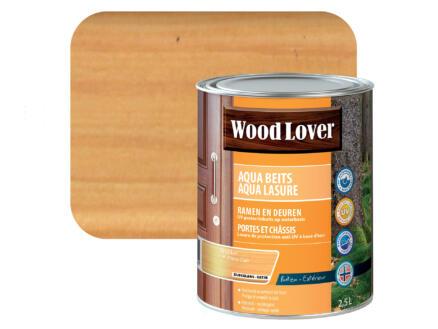 Wood Lover Aquabeits 2,5l eiken #693