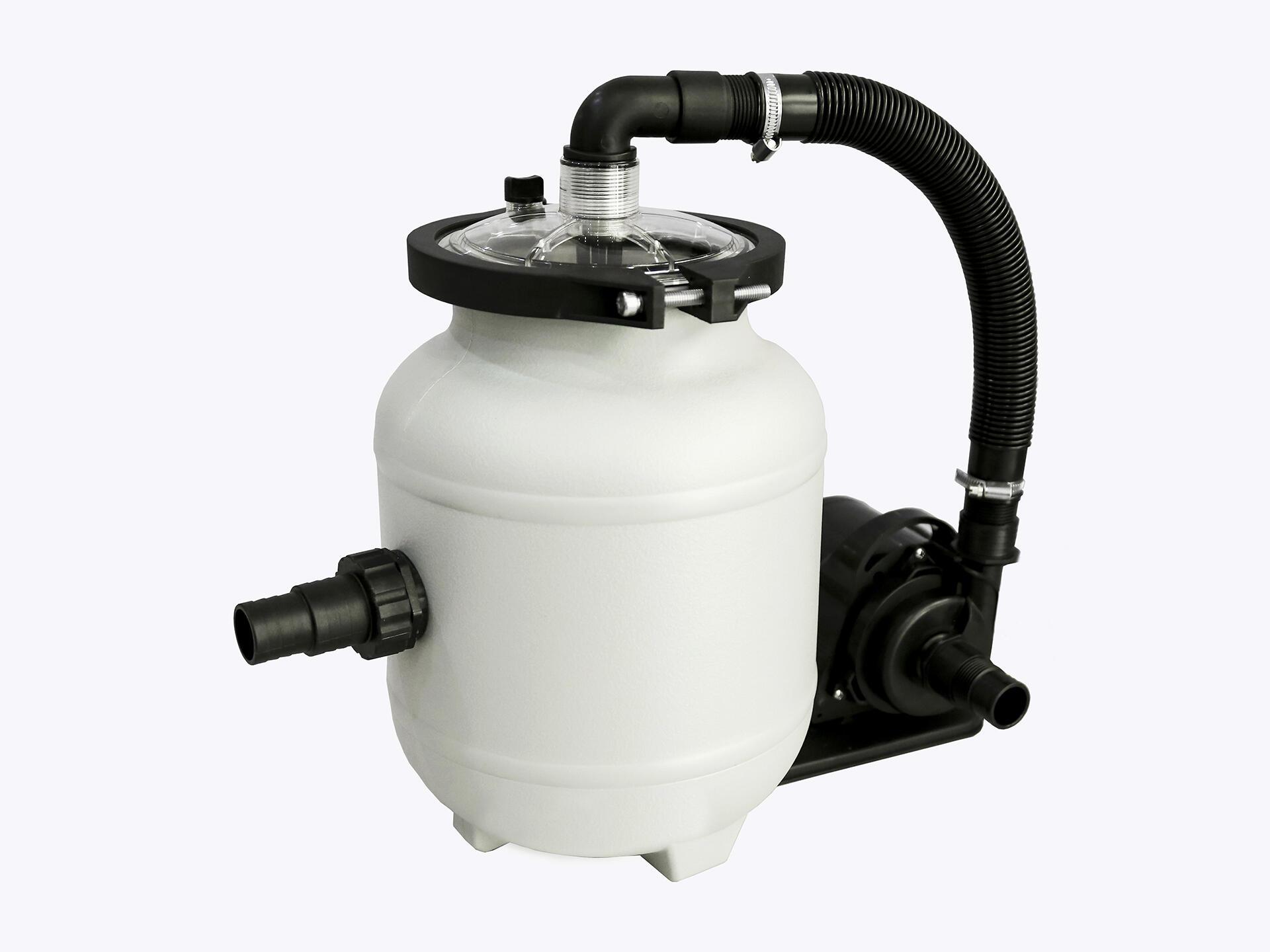 Aqualoon filtre pour piscines 4m u hubo - Fonctionnement filtre a sable piscine ...