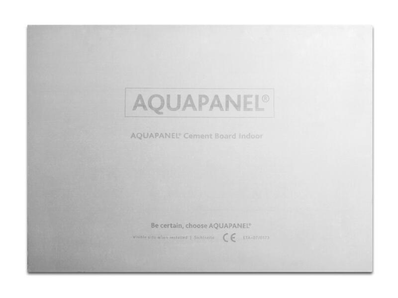 Knauf Aquapanel 120x90 cm 12,5mm cementvezel