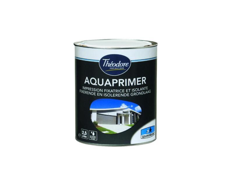 Aquaprimer 2,5l blanc