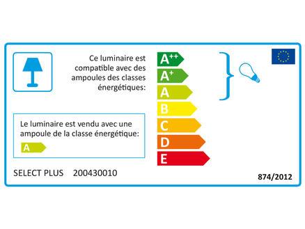 TL eco étanche T8 2x18W IP54
