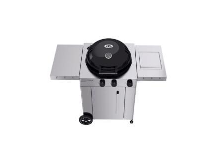 Arosa 570G Premium Steel barbecue au gaz 57cm