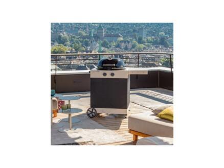 Arosa 570G Tex gaskogelbarbecue 57cm