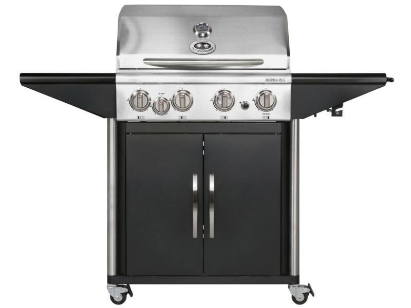 Australia 455G barbecue au gaz