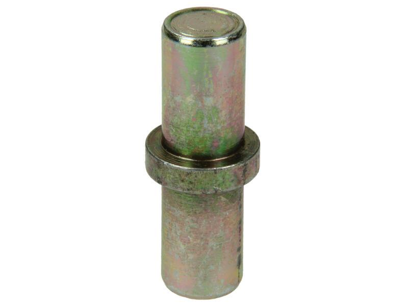 Sam Axe de volet 18mm bichromate