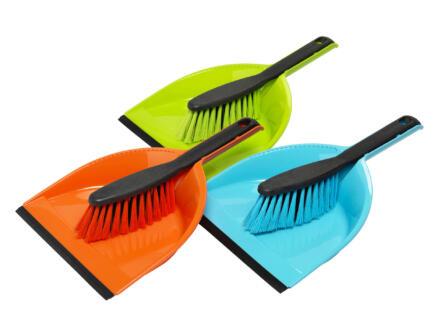 Azur set pelle et balayette disponible en 3 couleurs
