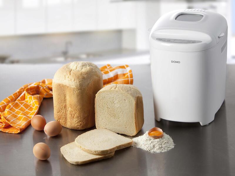 Domo B3951 machine à pain 700-900 g