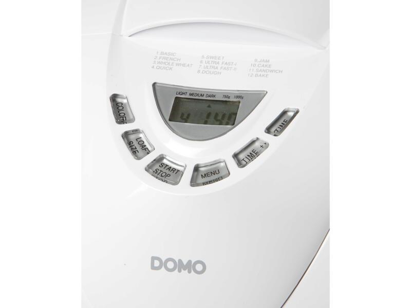 Domo B3970 broodbakmachine 750-1000 g