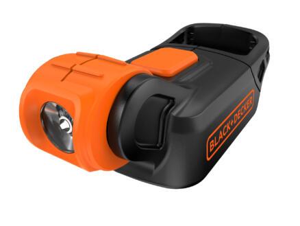 Black+Decker BDCCF18N-XJ LED lampe torche de chantier sans fil 18V Li-Ion batterie non comprise