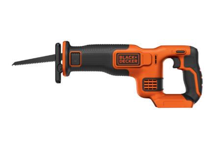 Black+Decker BDCR18N-XJ scie sabre sans fil 18V Li-Ion batterie non comprise