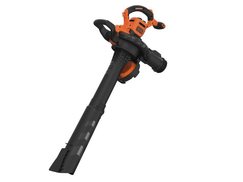 Black+Decker BEBLV300-QS elektrische bladblazer en -zuiger 3000W