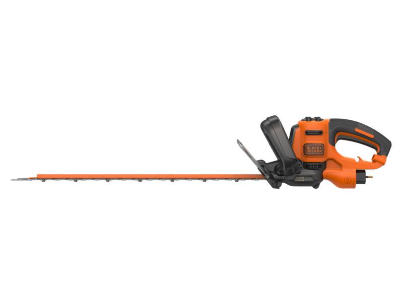 Black+Decker BEHTS451-QS taille-haies électrique 550W 60cm