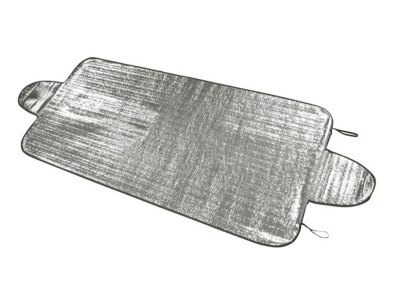 Bâche anti-givre pour pare-brise XL aluminium 85x180 cm