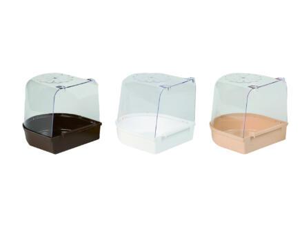 Badhuis beschikbaar in 3 kleuren