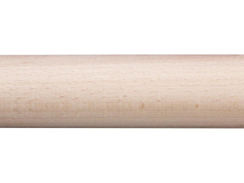 Baguette ronde 36mm 100cm hêtre