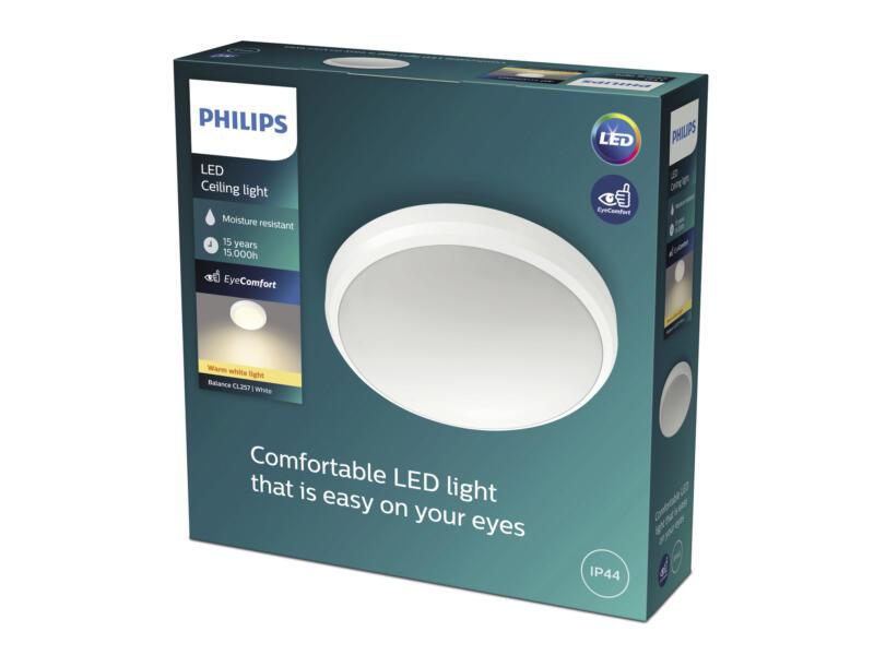 Philips Balance applique pour mur ou plafond LED 6W blanc