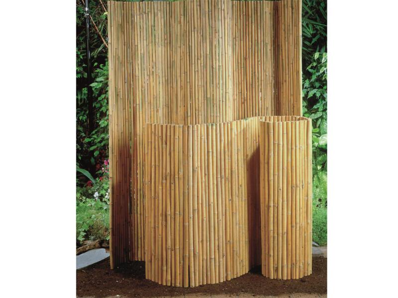 Bamboemat 180x180 cm