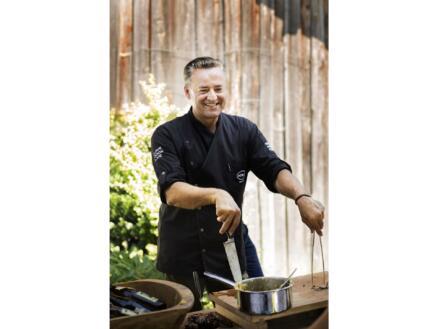 Barbecue Chef couteau de cuisine set de 3