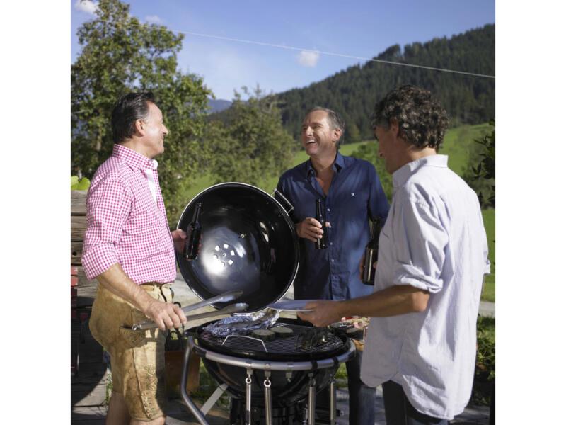 Barbecuehaak 5 stuks