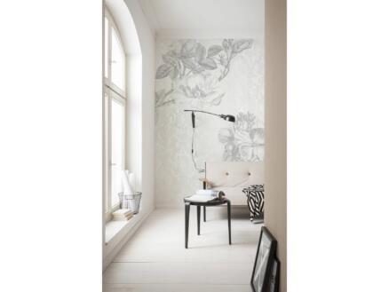 Baroque Grey intissé photo numérique 2 bandes