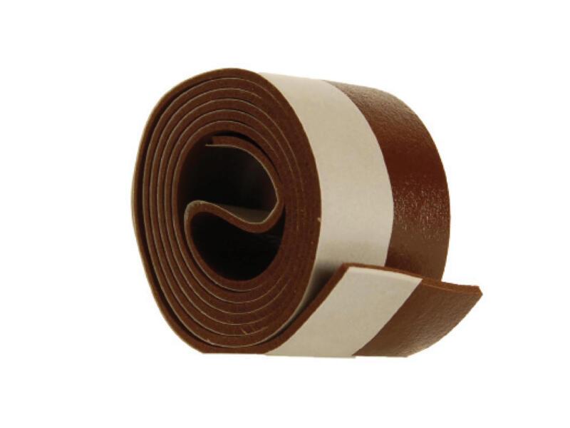 Confortex Bas de porte 1m 5cm brun