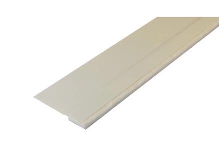 Confortex Bas de porte 98cm 0,5cm blanc