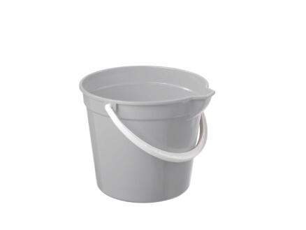 Sunware Basic emmer 12l zilver