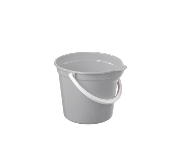 Sunware Basic emmer 7,5l zilver