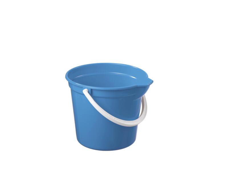 Sunware Basic seau 7,5l bleu