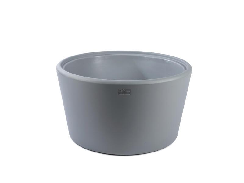 Basso bijzettafel grijs