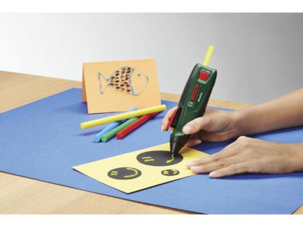 Bosch Bâtons de colle 7mm ultracolor 10 pièces