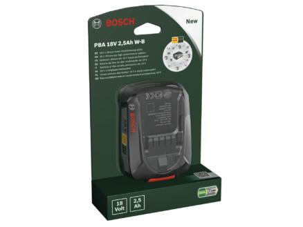 Bosch Batterie 18V Li-Ion 2,5Ah