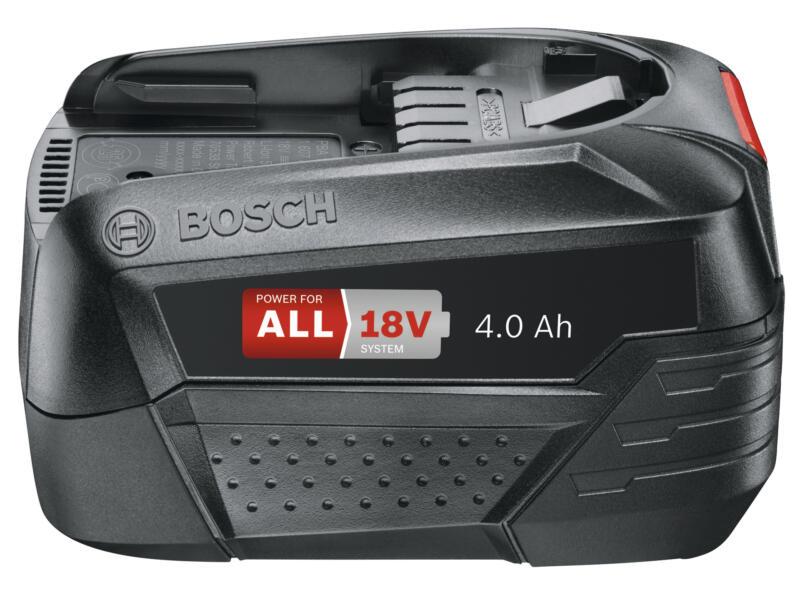Bosch Batterie 18V Li-Ion 4Ah