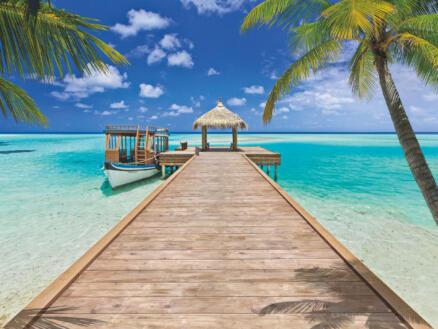 Komar Beach Resort 8921 papier peint photo 8 bandes
