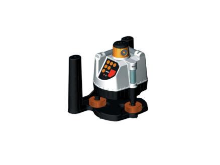 Laserliner BeamControl-Master 120 laser rotatif + récepteur de laser + trépied + mire-flexi